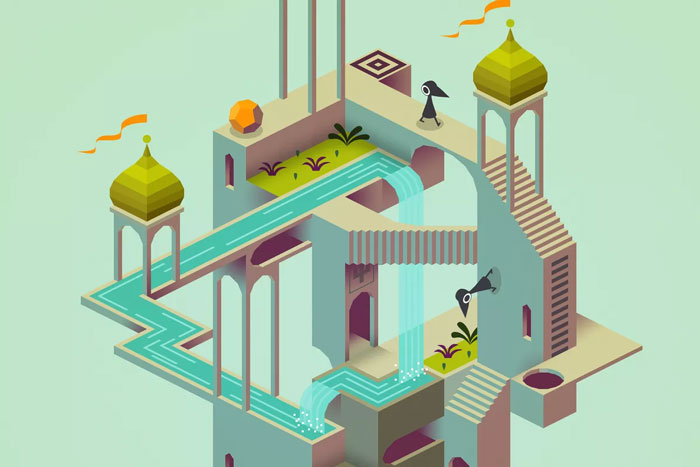 monument valley series