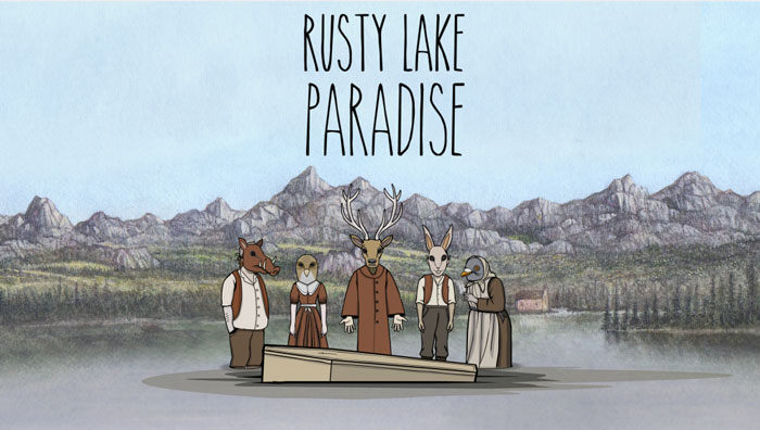 rusty lake series
