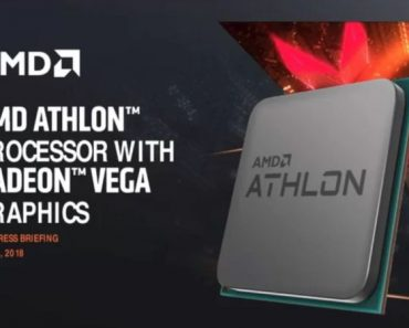 AMD Athlon Processor 200GE