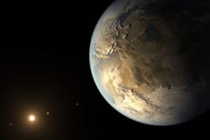 NASA major exoplanet mission