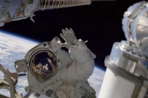 Astronauts NOT Dying from Space Radiation
