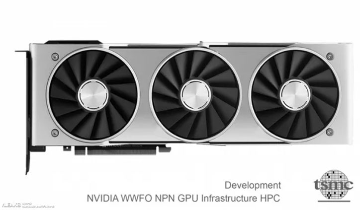 First image of the Nvidia GeForce RTX 3080? Or Fake?
